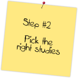 pick-studies