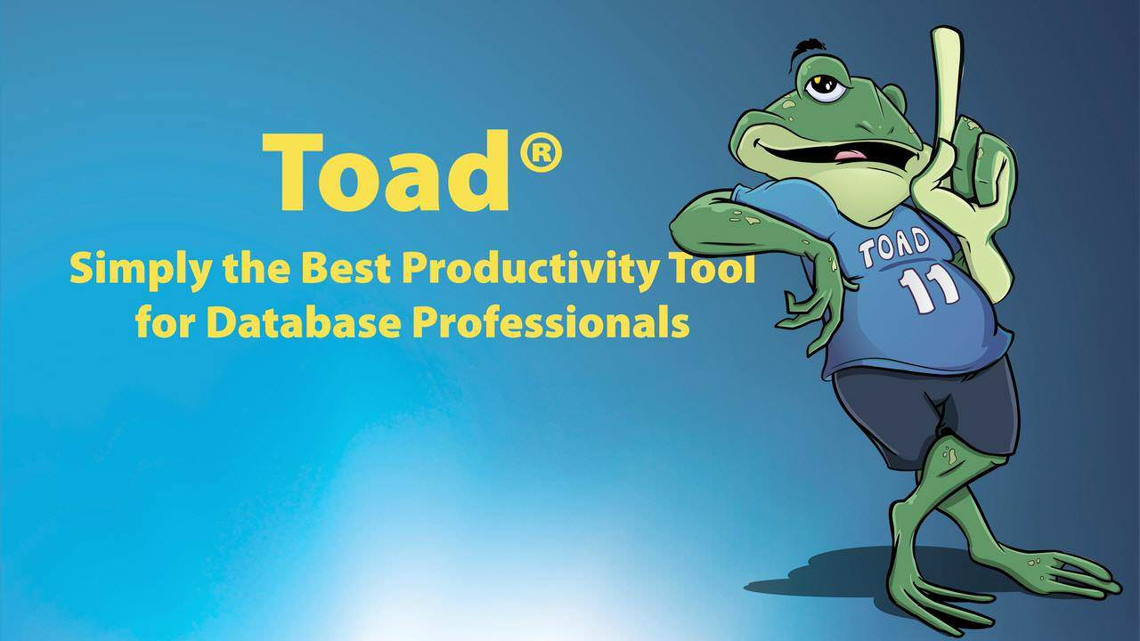 Dell Releases Toad for...