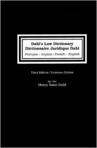 dahl-juridique